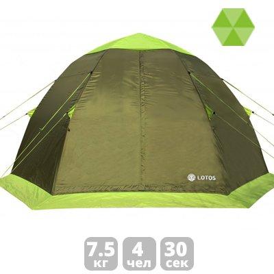 Палатка ЛОТОС 5 Саммер (модель 2014) 19006