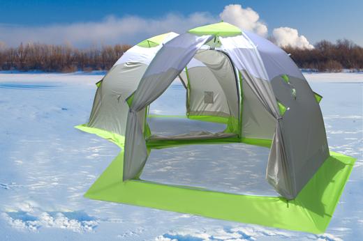 Зимняя палатка лотос 3
