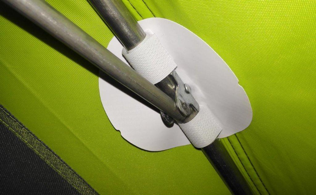 Колпачок защитный на хомут (комплект 6 шт) 08003