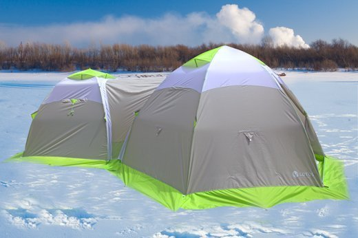 Соединение 5/5 (элемент для присоединения модульных палаток)