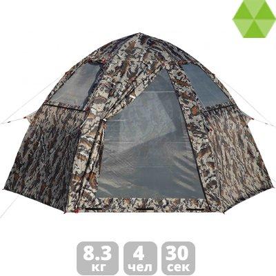 Палатка Лотос 5 Мансарда (модель 2018) 19011