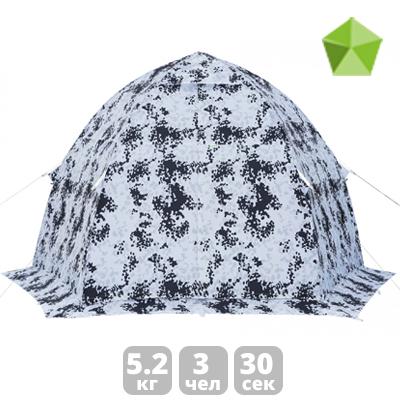 Палатка ЛОТОС 3 Камуфляж 17036