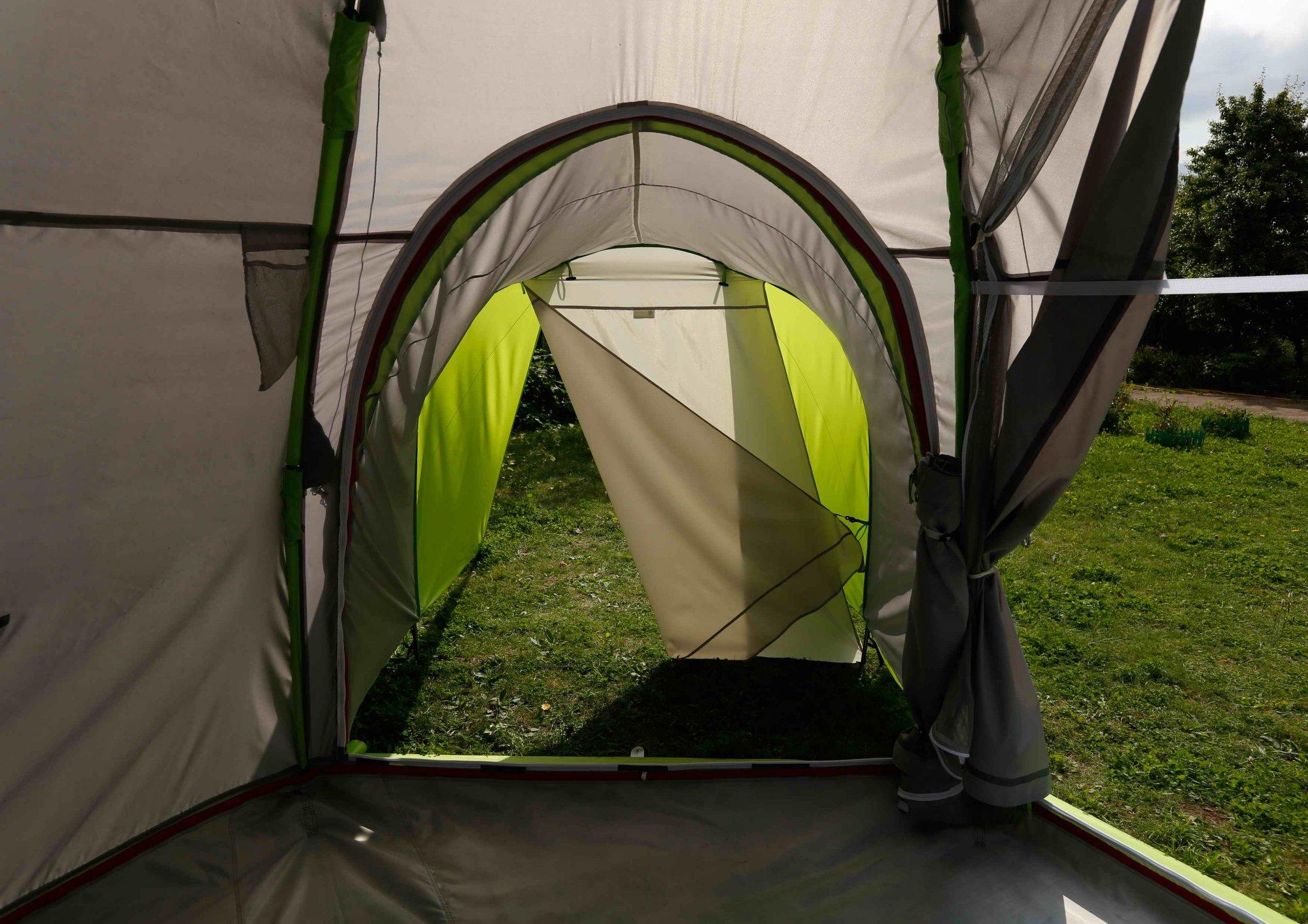Тамбур для туристической палатки ЛОТОС 5 Универсал Спорт