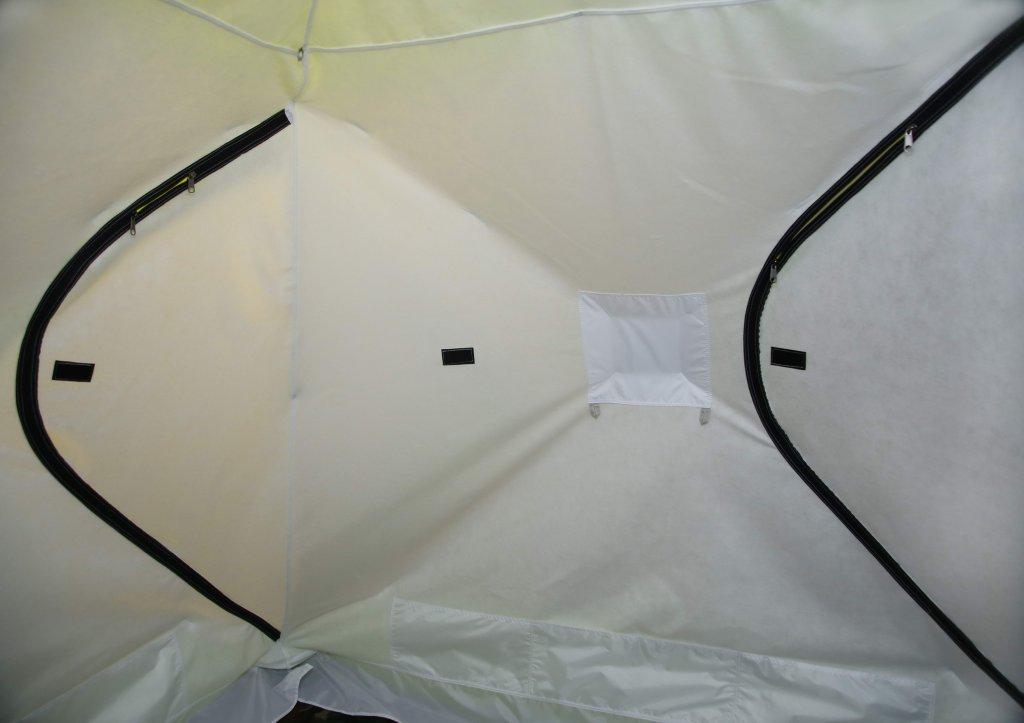 внутренний тент утепленный для зимней палатки ЛОТОС Куб Классик