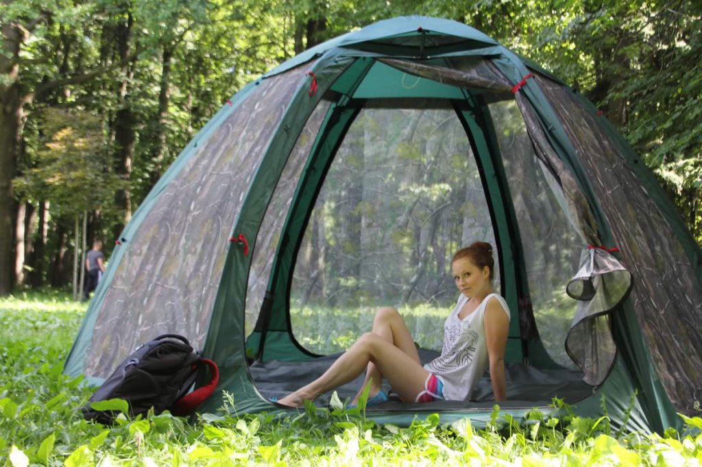 Палатка Lotos OpenAir