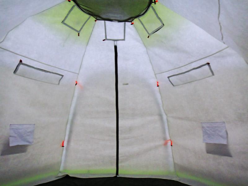 внутренний тент для палатки
