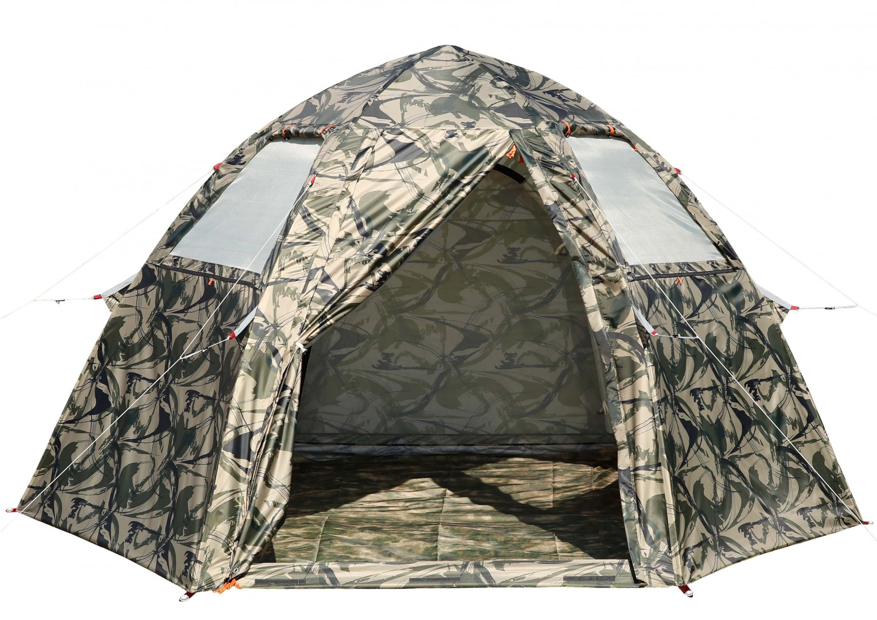 Летняя палатка автомат ЛОТОС 5 Мансарда