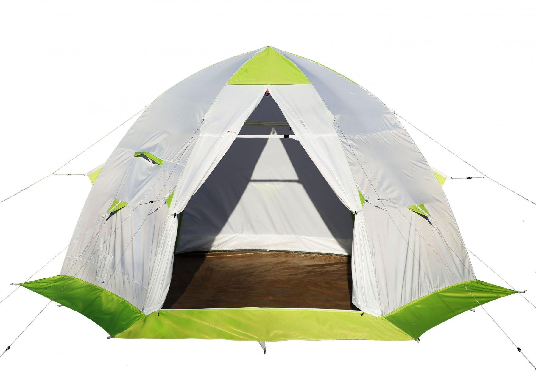 Зимняя палатка ЛОТОС 5С на высокопрочном каркасе