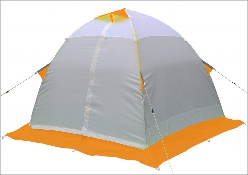 зимняя палатка-автомат ЛОТОС 2 (оранж)