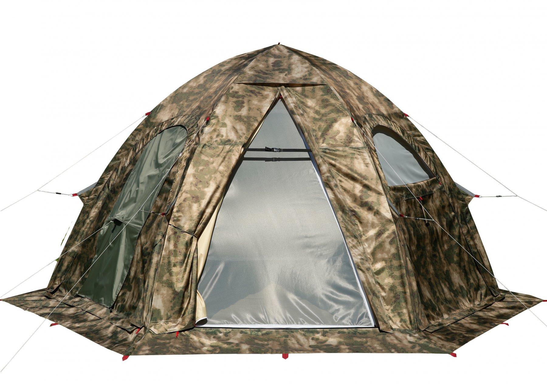 палатка лотос 5 универсальная