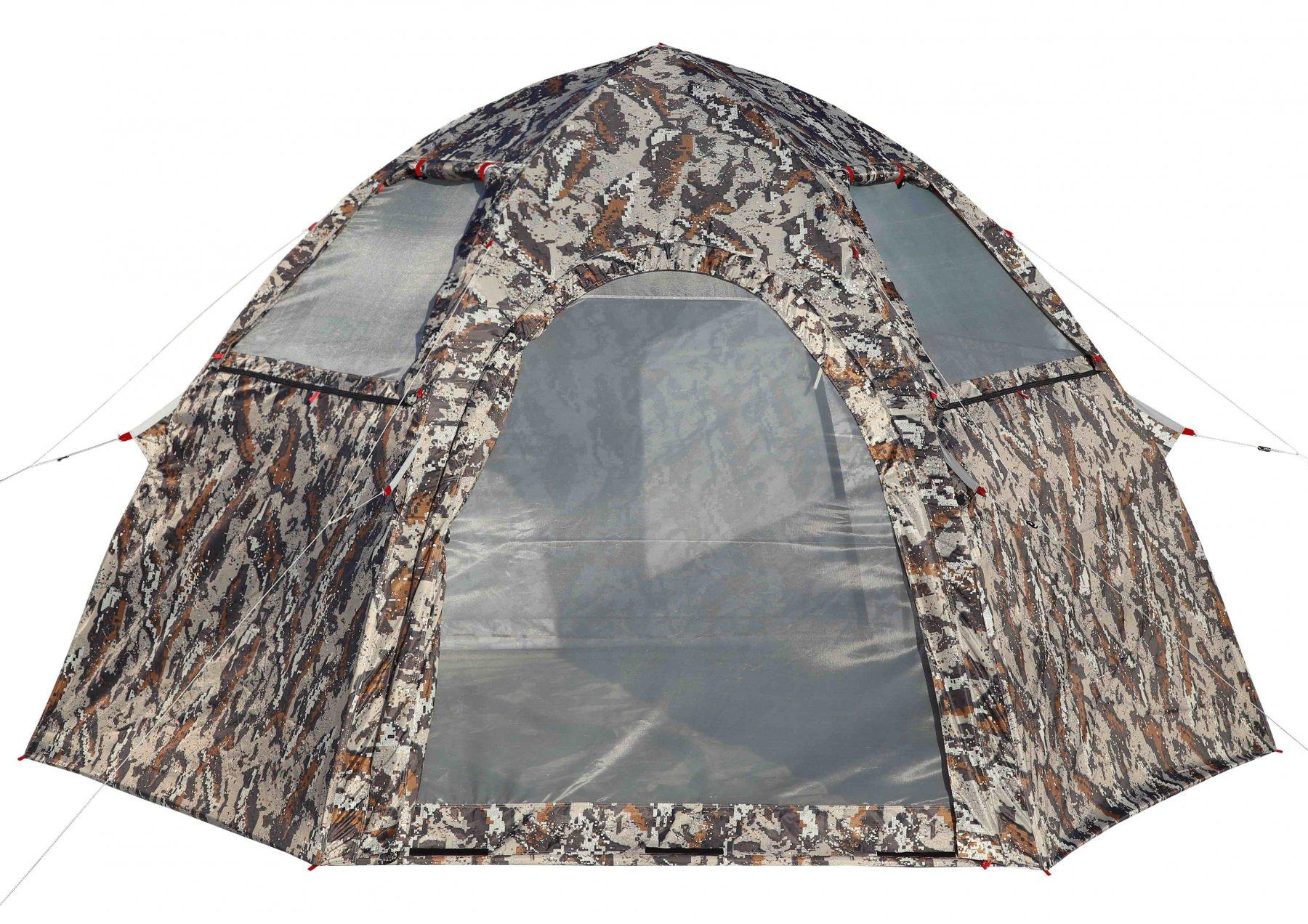 Кемпинговая палатка шатер ЛОТОС 5 Мансарда