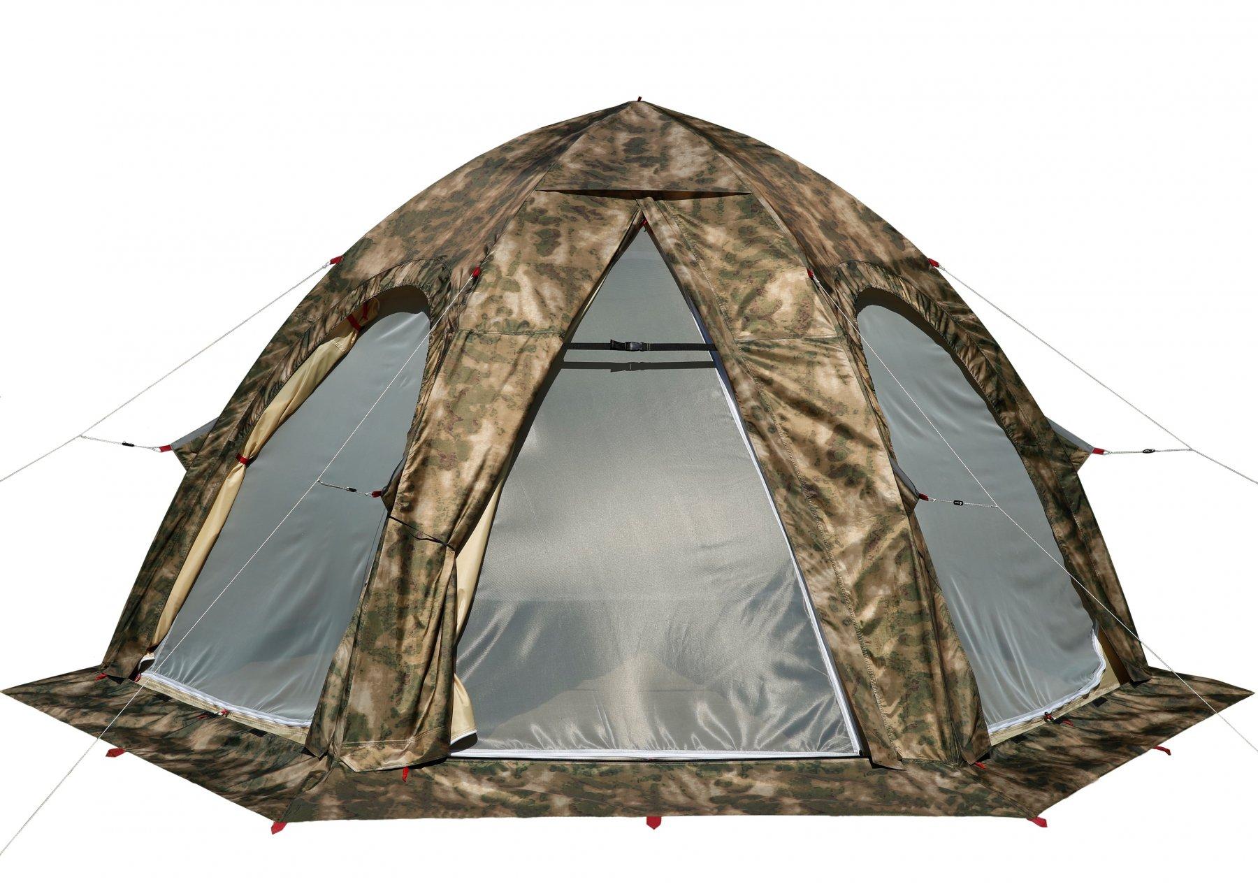Всесезонная палатка ЛОТОС 5У