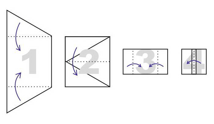 Пол утепленный Лотос 5 ПУ4000 (1_2 площади) Схема сложения