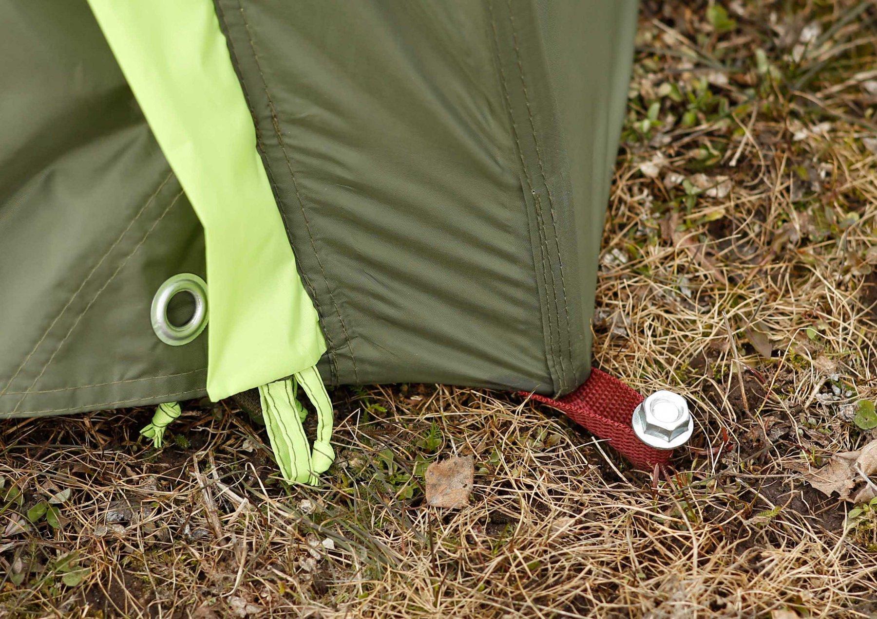 Летняя палатка ЛОТОС 3 Саммер
