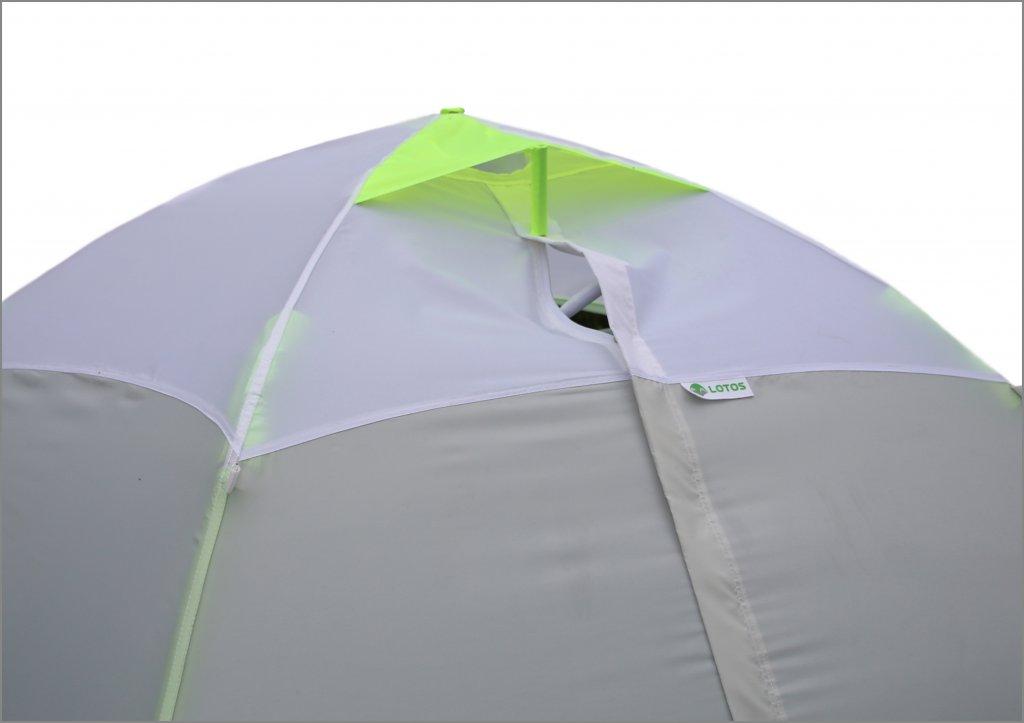 зимняя палатка-автомат ЛОТОС 2 (клапан)