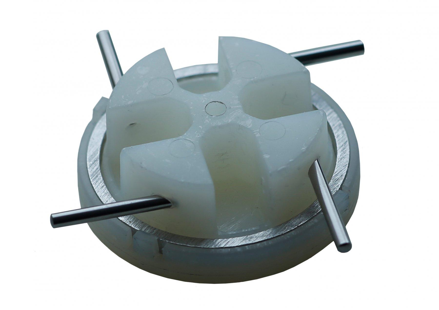 Механизм на Куб Хаб-4х Полиамид (шплинт)