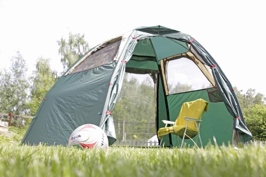 Палатка Мансарда