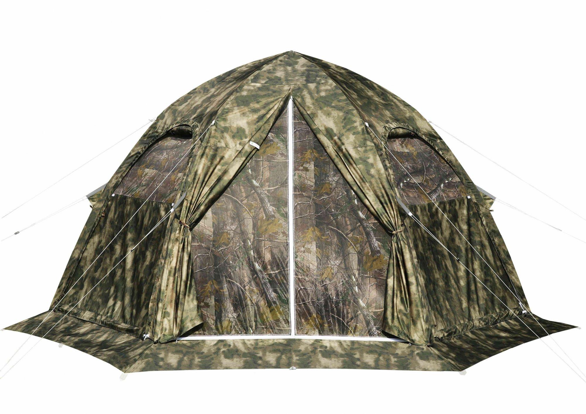 Палатка многофункциональная ЛОТОС 5 Универсал Камуфляж
